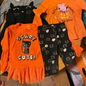 Halloween Outfits -2T